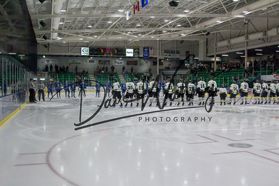 AJHL 2016 Playoffs Canucks vs Oilers March 10