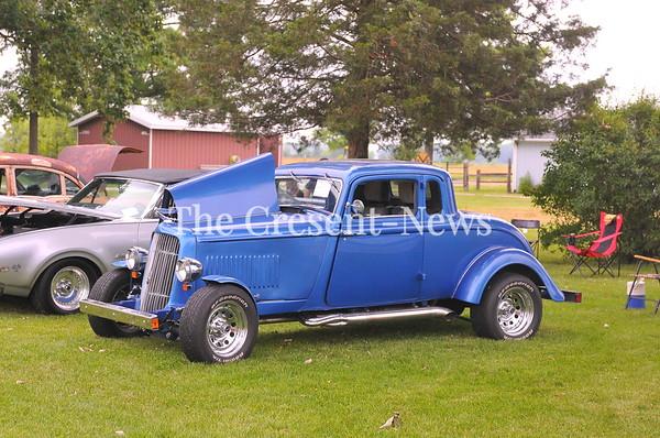 07-07-19 NEWS Motorama (car show) @ Auglaize Village