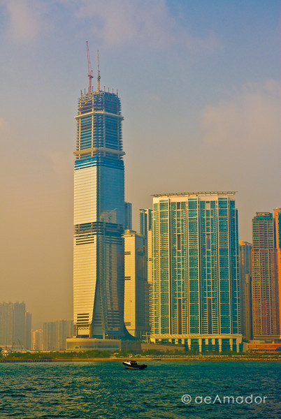 aeamador©-HK08_DSC0154. New apartment complex in Tsim Sha Tsui.