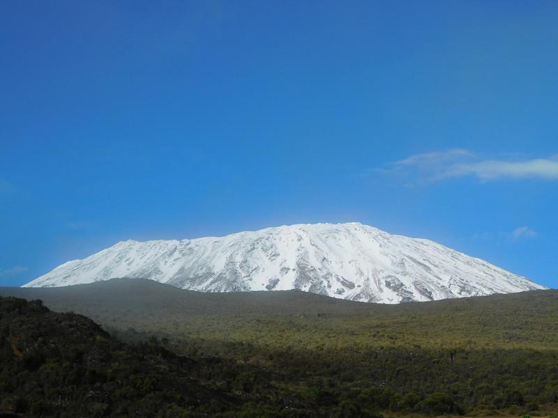 Kilimanjaro, Rongai route, November 2015