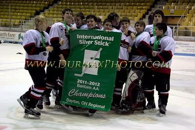 2011/12/05, Southpointe, Bantam 1, Dayton Silver Sticks, Championship Game