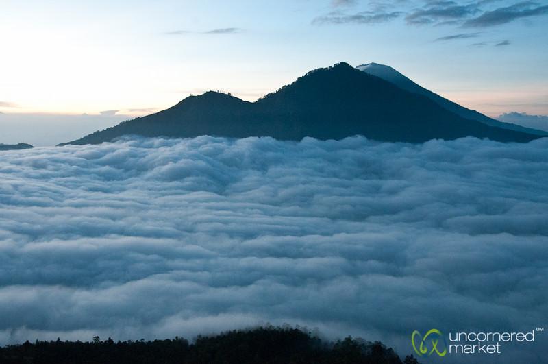 Sunrise Atop Mt. Batur - Bali, Indonesia