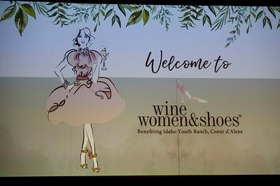 Wine, Women & Shoes CDA - 2019