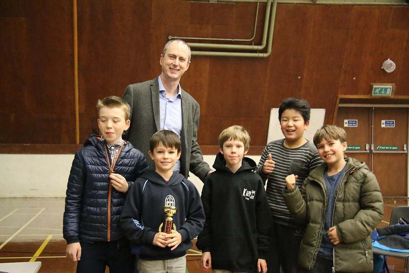 London Junior qualifiers and Woodbridge champions.jpg