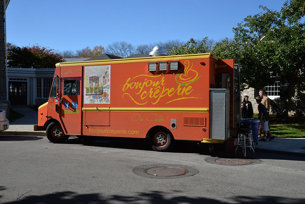French Crepe Truck!