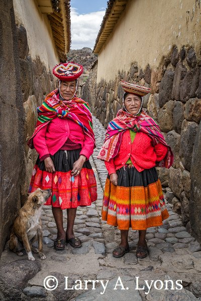Incan Ladies