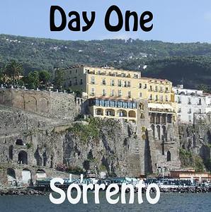 Day 01 - Sorrento