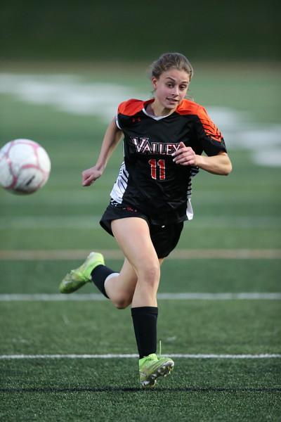 5/11/21 Emma #11 VHS Girl's Varsity Soccer