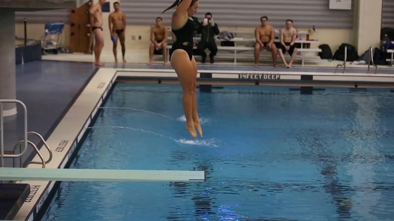 15 10 24 Brockport v Ithaca Diving
