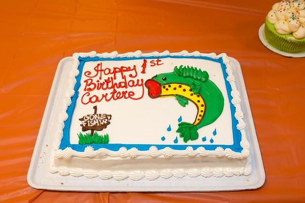 1st Birthday // Carter Tek