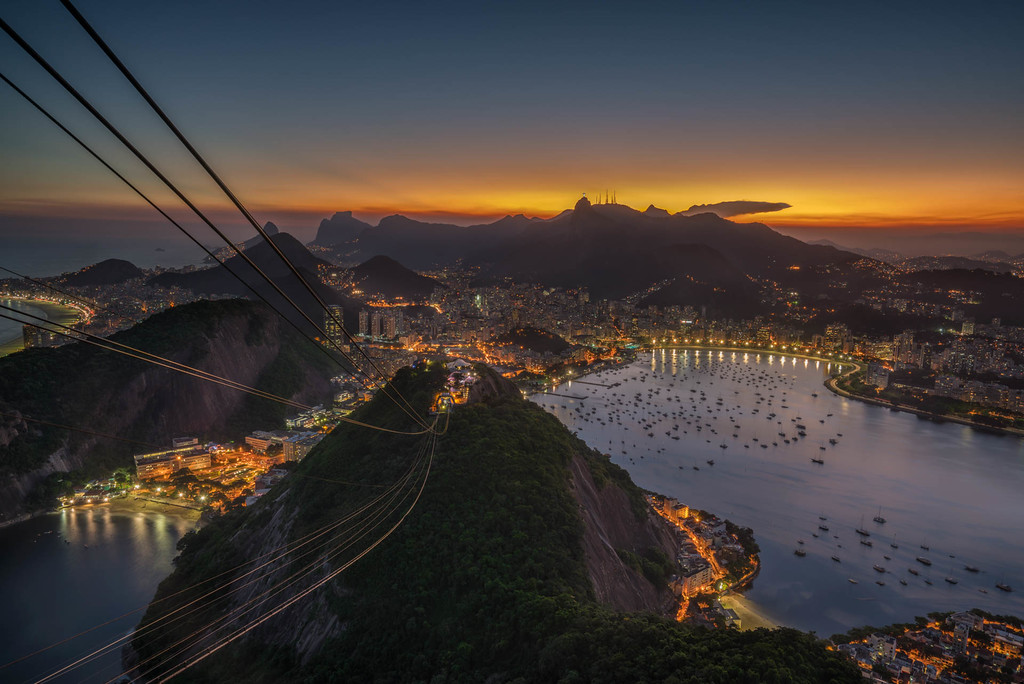 romantic escapes rio