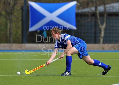 Scotland u16 boys v Ireland