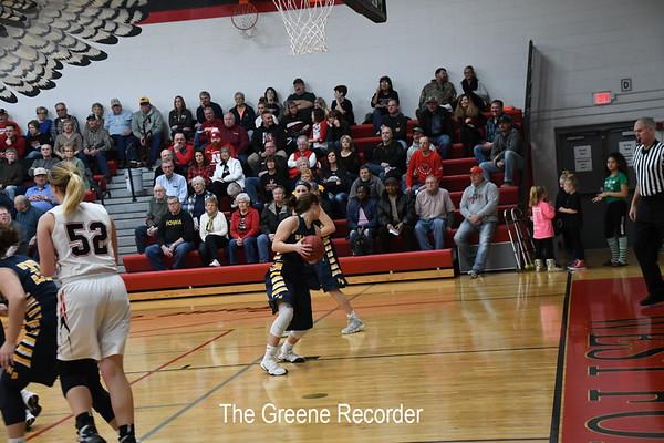 Basketball at West Fork