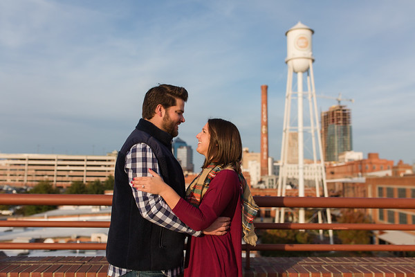 Abbey + Chase | Engagement