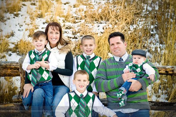 Logan Family Dec. 2009