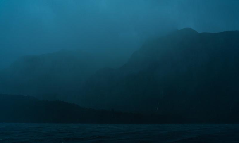 The Blue Fog