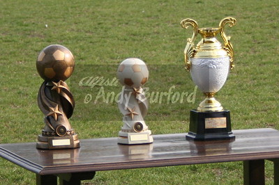 First Team Player Awards 2009-10
