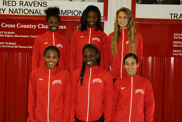2014 Women's Cross Country Teams
