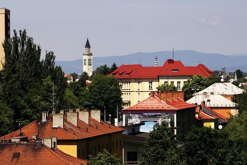 Kostel sv. Cyrila a Metoděje v Hejčíně