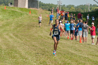 St. Francis Cross-Country Aug. 24, 2013
