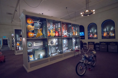 Umeå Guitar Museum 2017