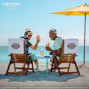 Cruzan Rum - Summer Bucket List