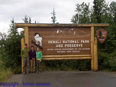 Day 22 - Denali to Seward