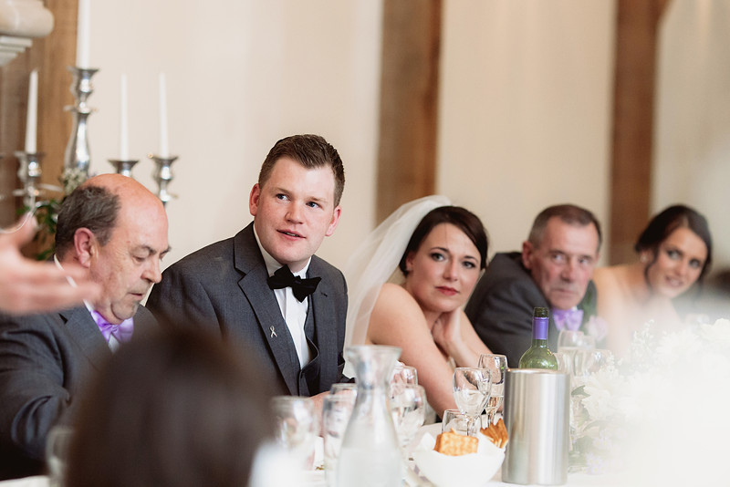 The perfect spring wedding of Laura and Andrew at Swancar Farm