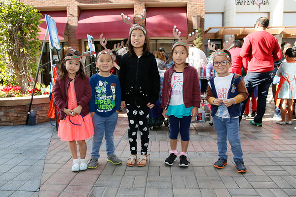 The District at Tustin Legacy - Santa Claus - Dec. 1, 2018