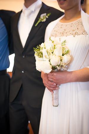 Gabriel & Kaori Nakamatsu's Wedding