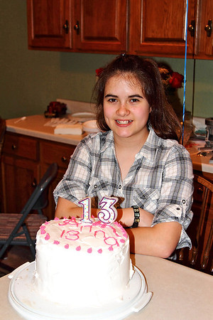 Anna's 13th BDay