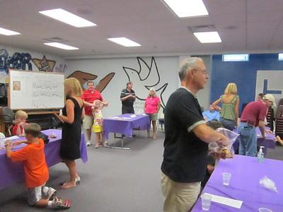 Family JUMP program September 2011