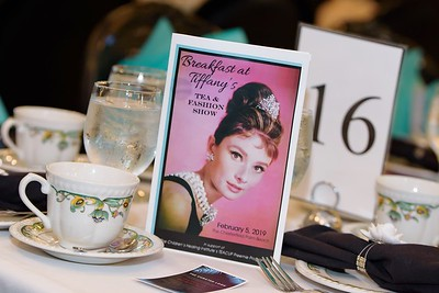 Breakfast at Tiffany's Event at the Chesterfield
