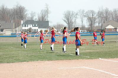 V Girls Softball