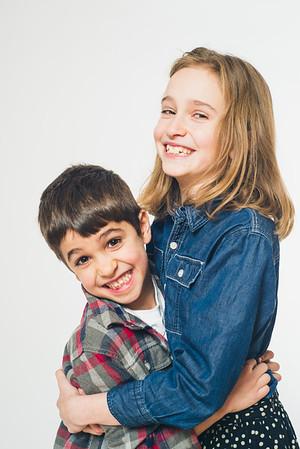 Sammy & Violet