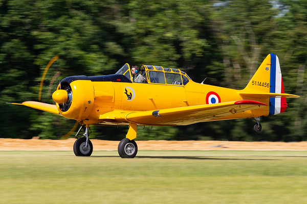 F-AZCV - North American T-6G Texan