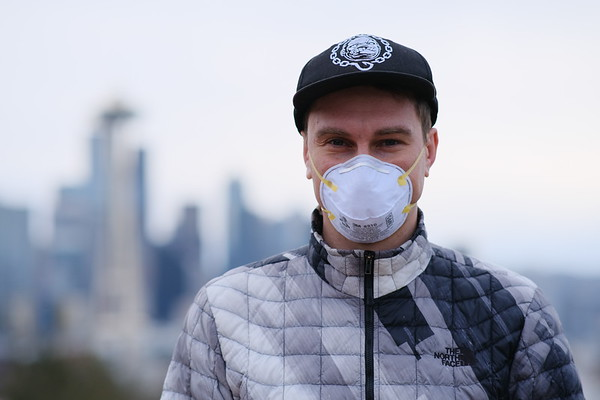 Seattle Coronavirus Mask