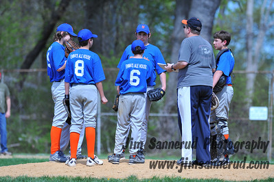 White Plains Mets vs. Kensico Reds