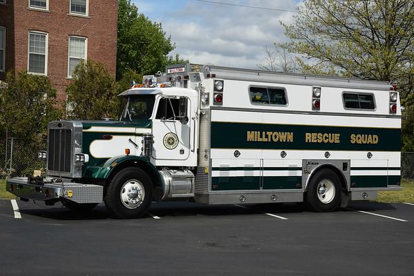 Milltown Rescue Squad