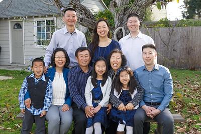 Chuang Family - Dec 2017
