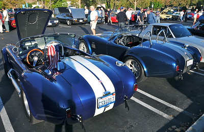 Cars & Coffee PV Sept 3rd 2011