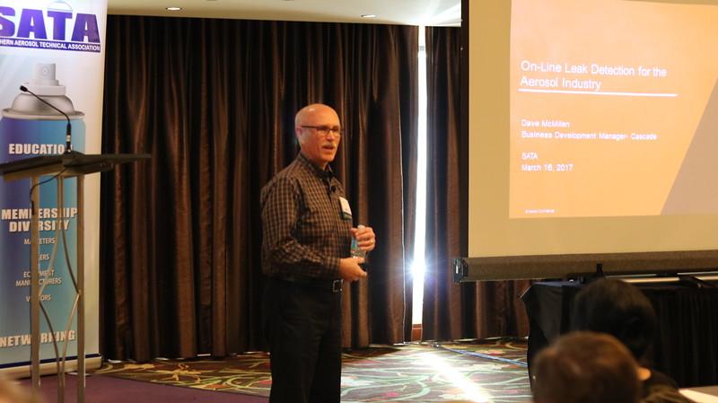 Dave McMillen, Cascade Technologies/Emerson