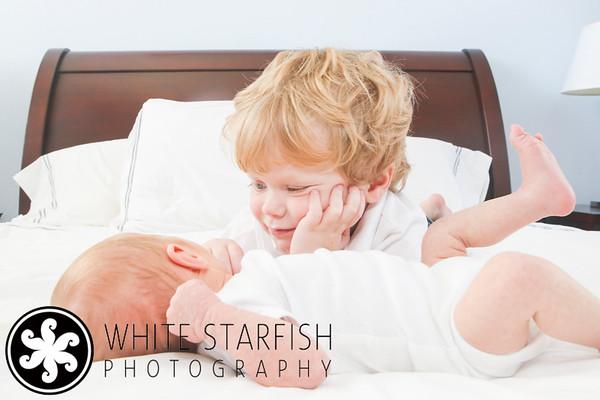 Vail Newborn Photographer - Brooks
