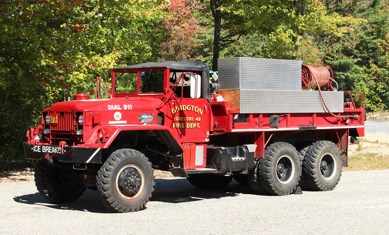 Forestry 49   1974 AMC 6x6   800 / 1000