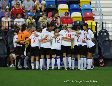 Atlanta Silverbacks Women vs Fredericksburg Impact
