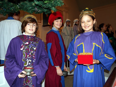 Christmas Pageant 2014