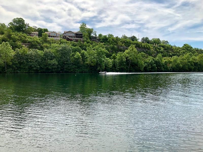 Lake Taneycomo at Branson Landing (2020)