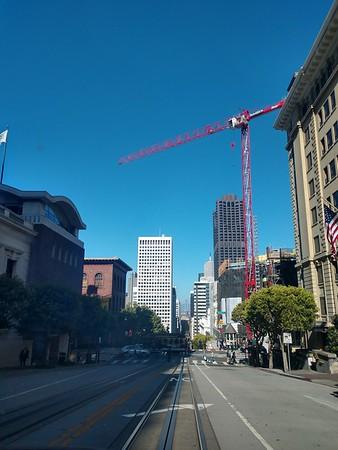 San Francisco July 2019