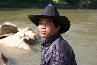 Northern Thailand Hilltribes Tour - January 2014