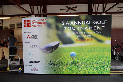 SIA ANNUAL GOLF TOURNAMENT 2019